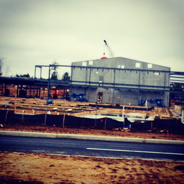 Looking Grrrreat @watermarke!! @andyjones look at that!!! #WatermarkeEveryone  I can't believe our new home will be ready in only 10 more months!! #WhosCountingOhWaitWeAre #theCountdownContinues #TeamJesus
