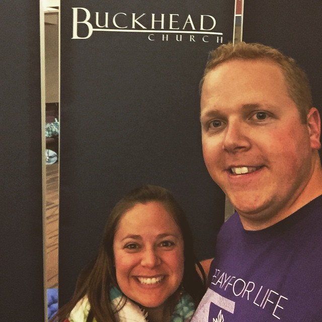 Sad to say goodbye to @buckheadchurch and @buckheadtransit tonight, but what a fun end to our time at Buckhead Church. Thanks @buckheadio for letting us pass on our students to High School. Many great memories and life change happened here at Buckhead Church for @amandawethington and me. Looking forward to our next Chapter at @watermarke and @wctransit #fnl15 #watermarkeeveryone